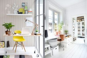 Create a productive workspace
