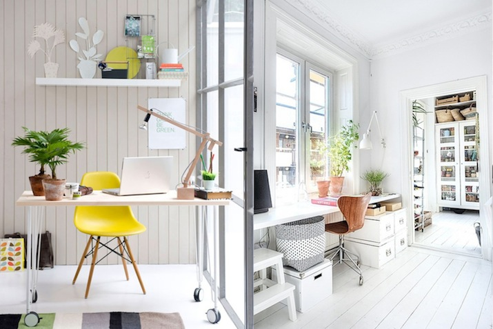 Create a productive workspace